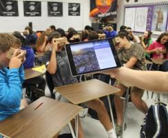 Google se apunta a la enseñanza con Expeditions