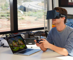 "¿ES LA REALIDAD VIRTUAL EL FUTURO DEL ""GAMING""?"