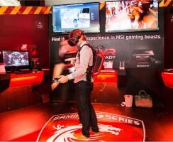 La nueva MSI Backpack: realidad virtual sin cables