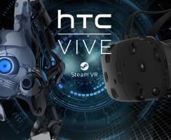 Steam quiere todos sus juegos sean compatibles con HTC Vive